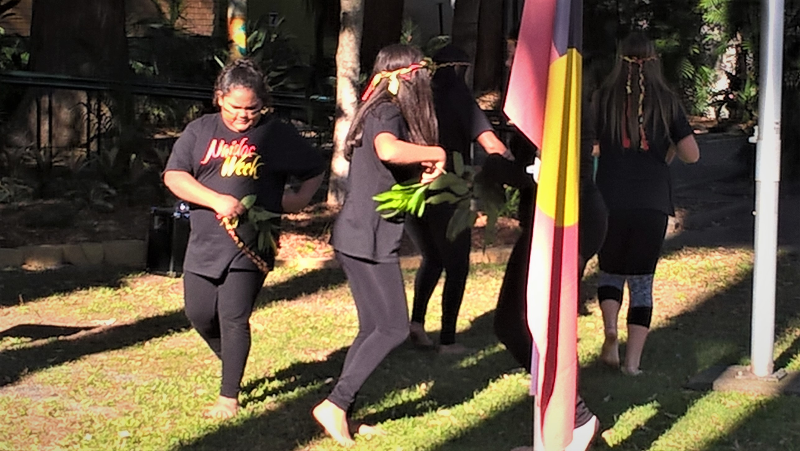 NAIDOC Week 2017 dancers