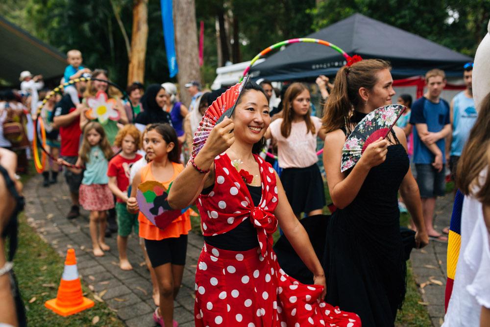 Harmony Day Festival 2017 Community Parade