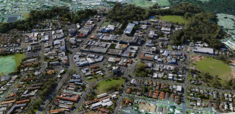 CBD aerial view web