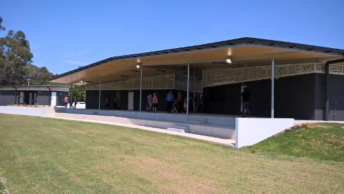 Fitzroy Oval - the Old Camp Yaam Nguura Jalumgal