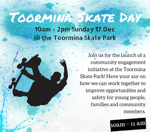Toormina Skate Day FLYER