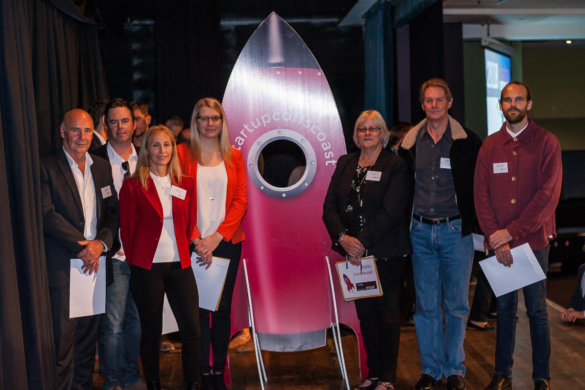 Startup Coffs Coast 2018 finalists