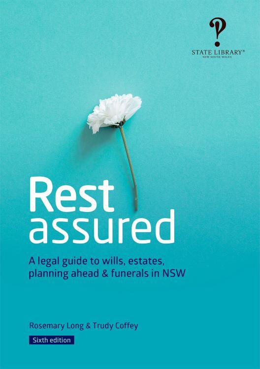 Rest Assured - book cover