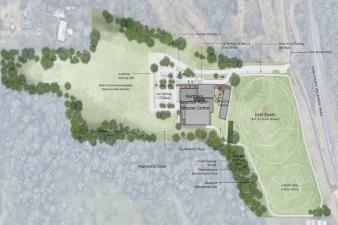 Wiigulga Sports Complex overview plan