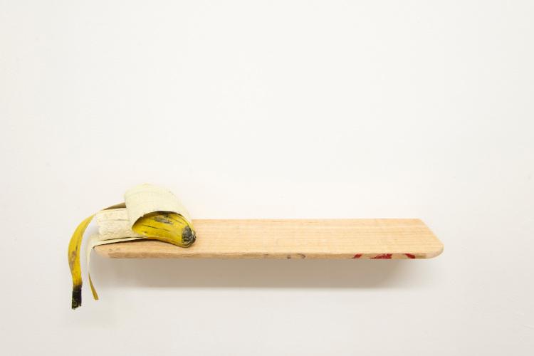 Susan Gourley_Half Eaten Banana credit Bridie Gillman
